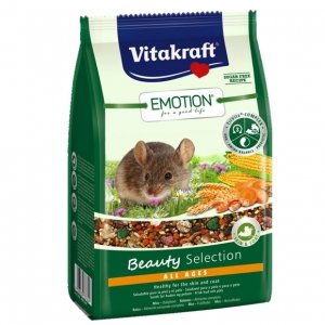 Vitakraft 7641 Emotion Beauty 300g-dla myszki