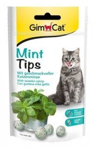 GimCat 418742 Mintips 40g/ 90szt dla kota