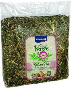 Vitakraft 0709 Nature Plus 500g Sianko z różą