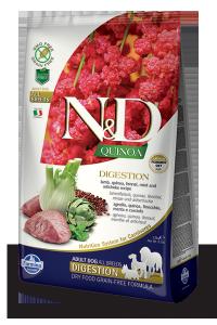 ND Dog NG 5516 Adult Quinoa 800g Digestion Lamb&Fe