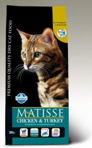 Matisse Cat 6010 Adult 20kg Chicken & Turkey