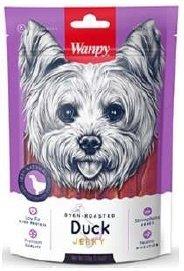 Wanpy 0048 Jerki Kawałki kaczki 100g dla psa