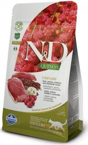 ND Cat NG 5820 Adult Quinoa 1,5kg Urinary Duck