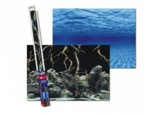 Aqua Nova 9539 Tło XL 150x60cm Woda/ Korzenie