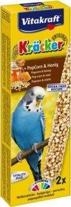 Vitakraft 2252 Kracker Falista 2szt Popcorn Miód