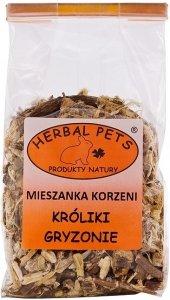 Herbal Pets 4197 Mieszanka korzeni królik gryz 75g