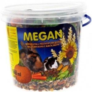 Megan ME4 Pokarm dla gryzoni 1 l/550g
