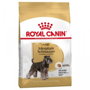 Royal 255790 Miniature Schnauzer Adult 3kg