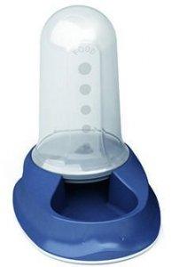 Zolux 98201 Dystryb pokarm/woda SMART 0,8l granat