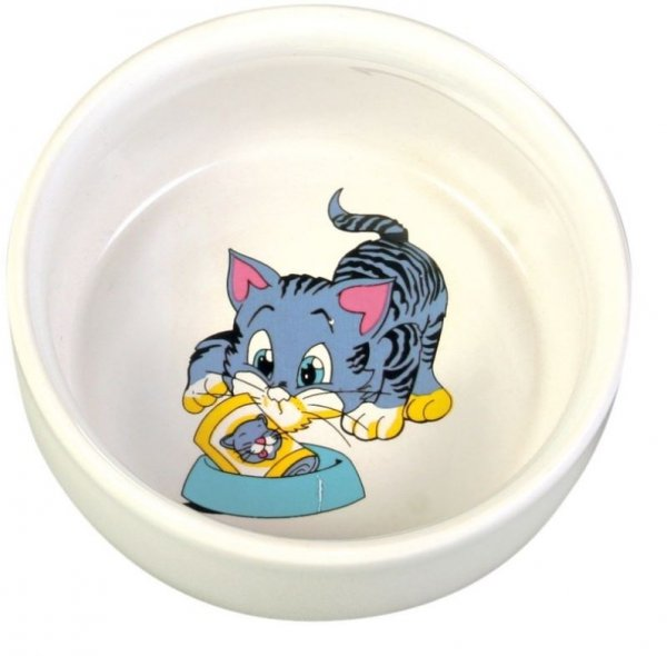 Trixie 4009 Miska ceramiczna 11cm/0,3l