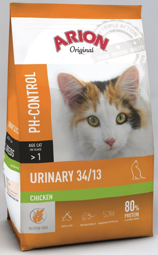 Arion 8773 Cat Original Urinary Chicken 300g