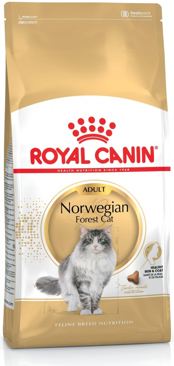 Royal 235060 Norwegian Forest Cat 400g