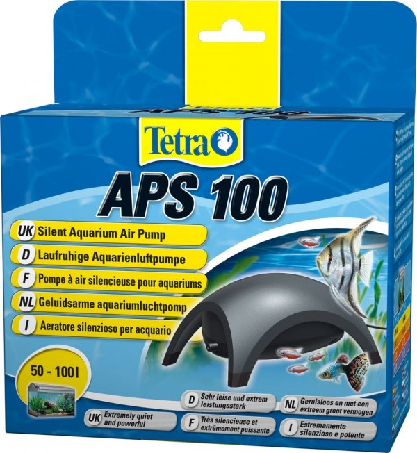 Tetra 143142 Popka APS-100 do akwa. 50-100l