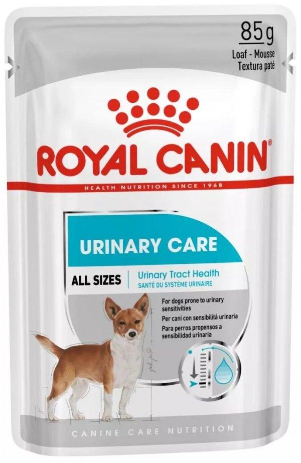 Royal 270400 CCN Dog Urinary Care pasztet sasz 85g