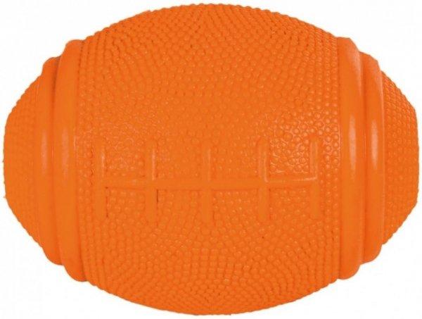 Trixie 3323 Gryzak gumowy ''RUGBY'' 8cm