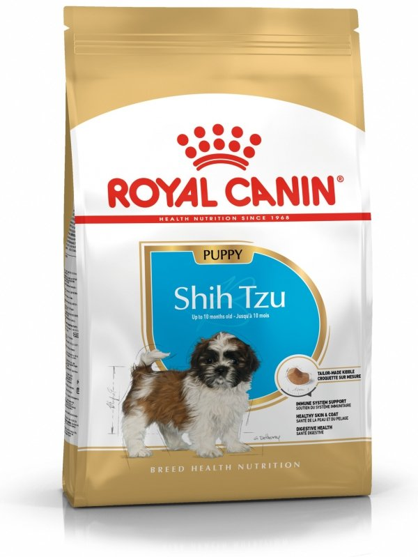 Royal 265640 Shih Tzu Puppy 1,5kg