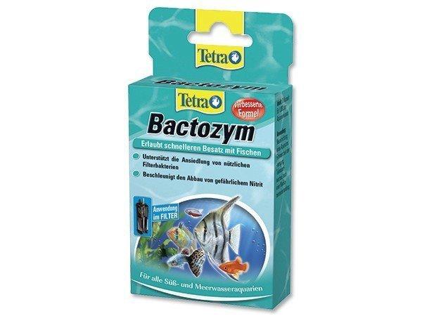 Tetra 140257 Bactozym 10kaps. szczepy bakterii