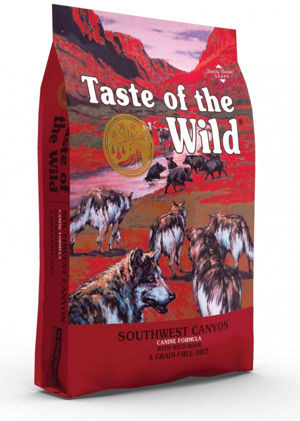 Taste of the Wild 2499 Southwest Canyon 2kg