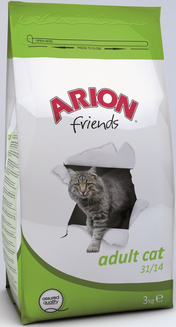 Arion 8155 Cat Standard Adult 31/14 - 3kg