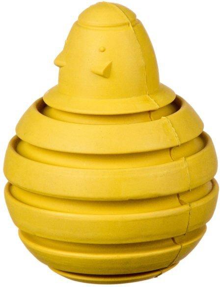 Barry King 15403 bombka żółta S 6,5cm