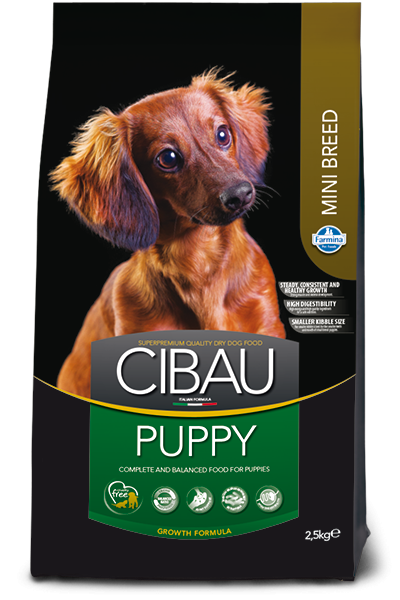 Cibau Dog 0870 Puppy Mini 800g