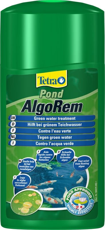 Tetra Pond 154445 AlgoRem 1L
