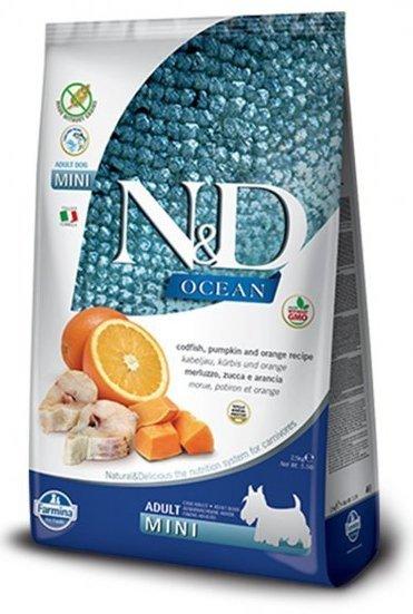 ND Cat Ocean Adult Herring Orange Adult 5kg