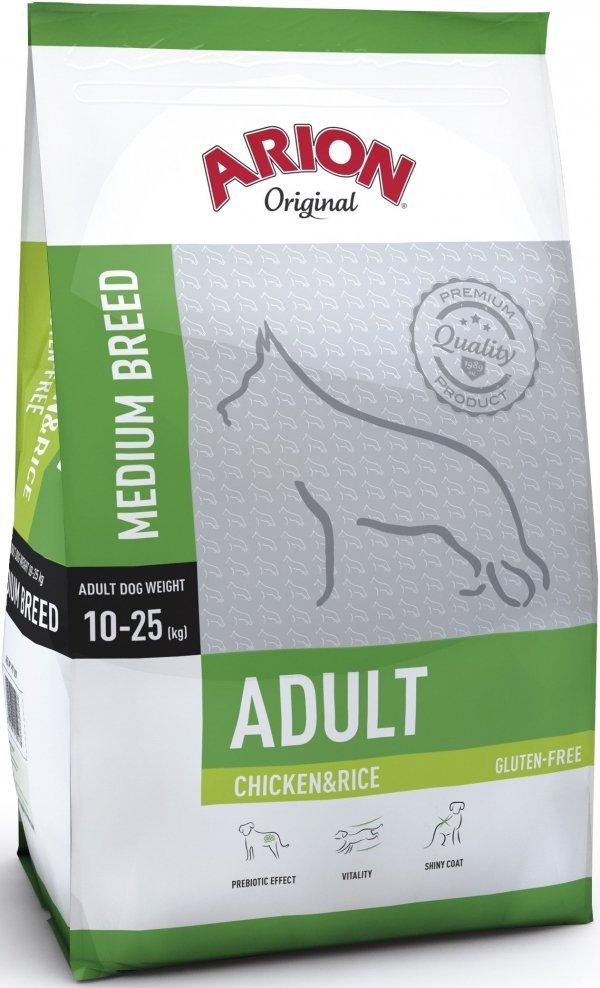 Arion 5314 Original Adult Medium Chicken 3kg