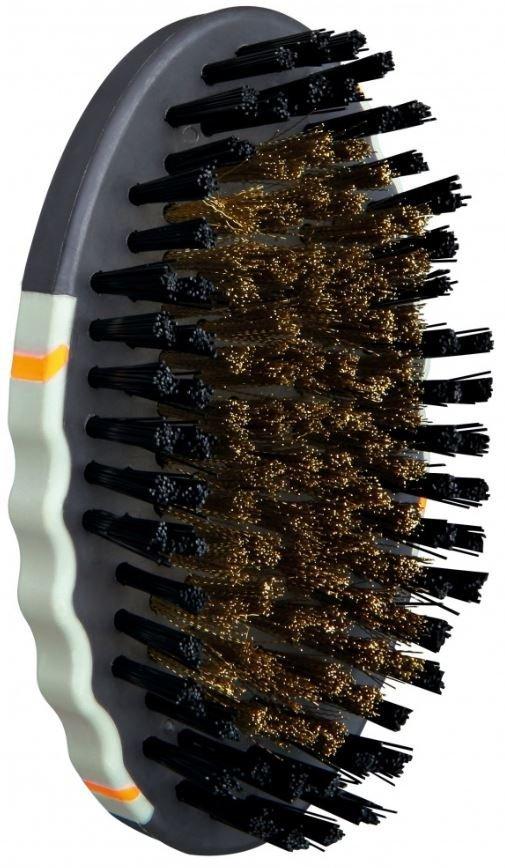 Trixie 2319 Szczotka z mosiężnym włosiem 7x12cm