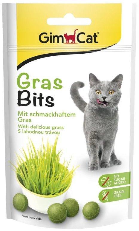 Gimcat 417653 Grass Bits 40g