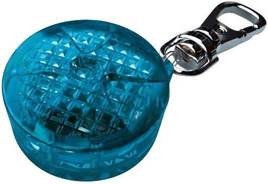 Trixie 13442 Odblask na obroże niebieski 3,5cm