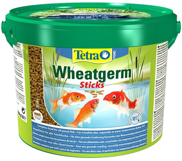 Tetra 138278 Pond Wheatgerm Sticks 10l