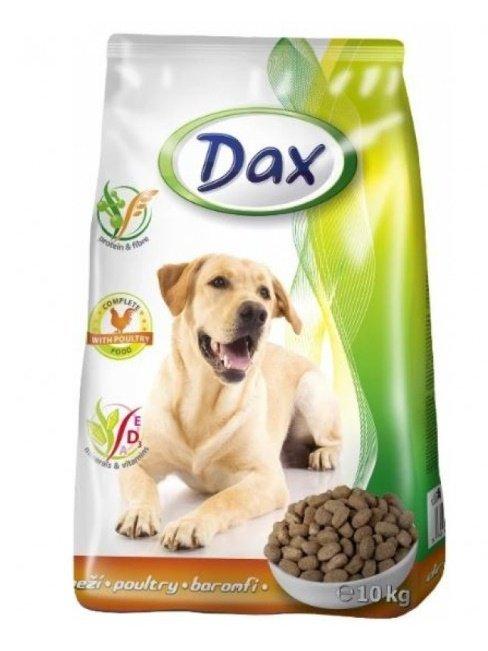 Dax 10084 sucha dla psa 10kg z Drobiem