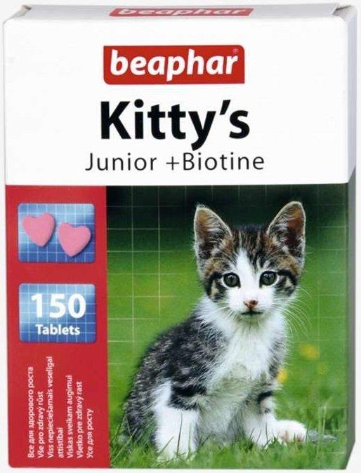 Beaphar 12781 Kitty's Junior 150szt
