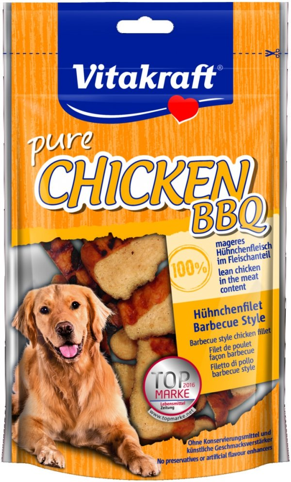 Vitakraft 0436 Chicken BBQ 80g