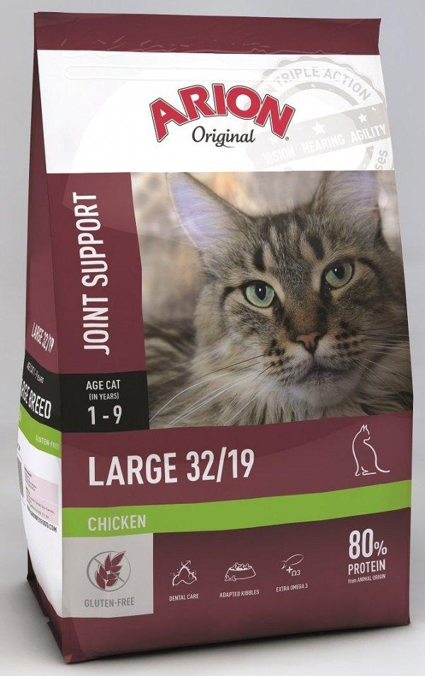 Arion 8582 Cat Original Large Breed Chicken 2kg