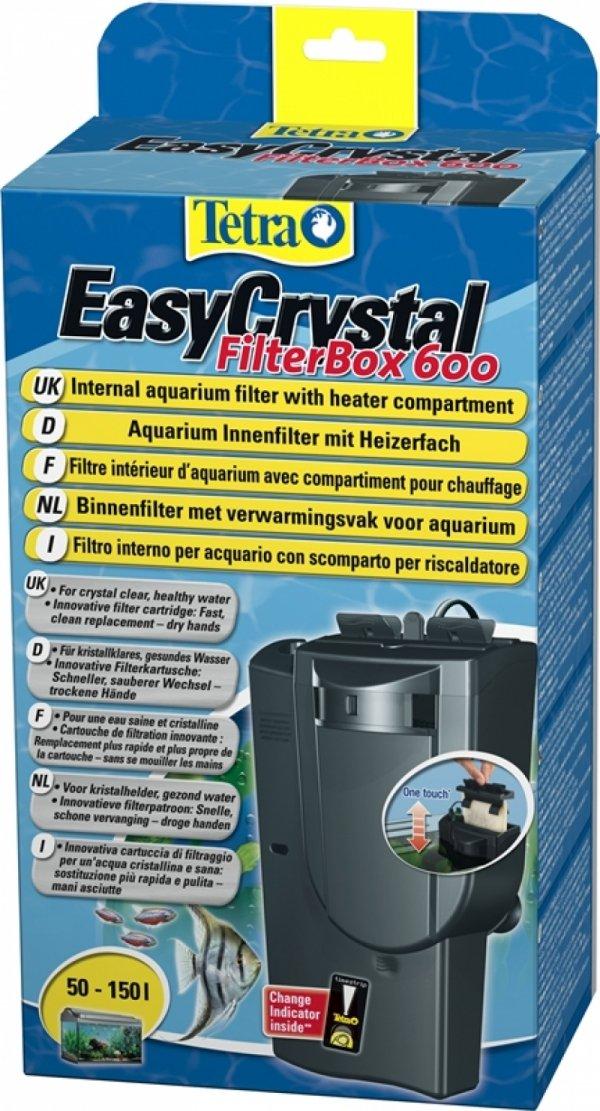 Tetra 174689 EasyCrystal FilterBox 600EC Filtr akw
