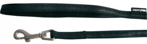 Zolux 522020NO Smycz Mac Leather 20mm/1,2m czarna