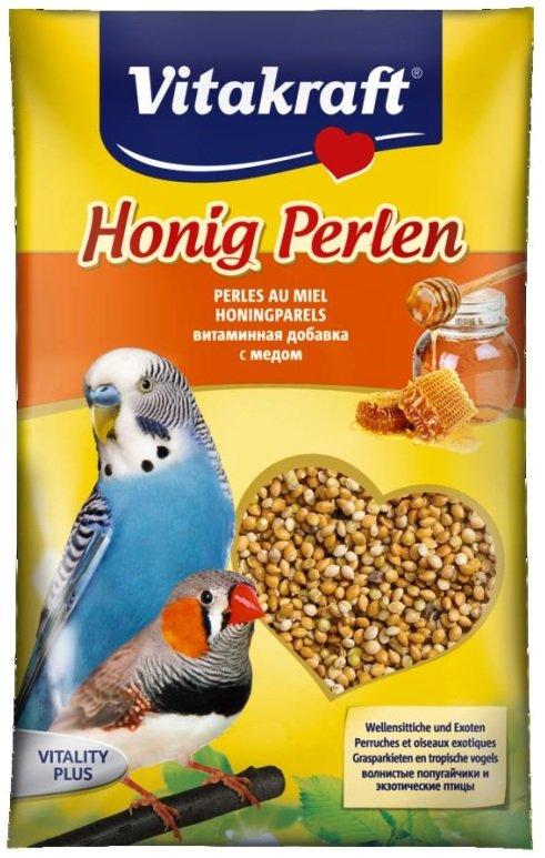Vitakraft 21182 Honig Perlen 20g- witaminy falista