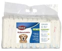 Trixie 23642 Pieluchy dla psów M-L 46-60cm/12szt