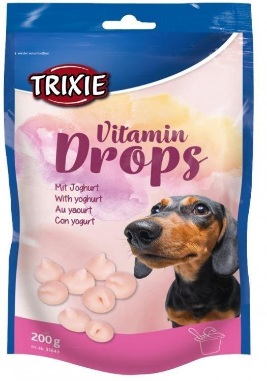 Trixie 31643 Dropsy Jogurt 200g saszetka