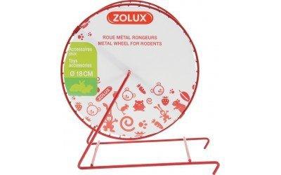 Zolux 206716 kołowrotek metalowy O 18cm beżowy