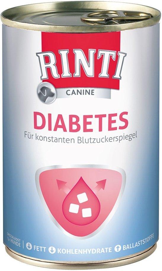 Rinti 97069 Diabetes 400g dieta dla psa