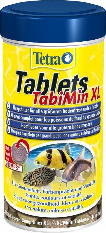 Tetra 210011 Tablets TabiMin Xl 133Tabl.