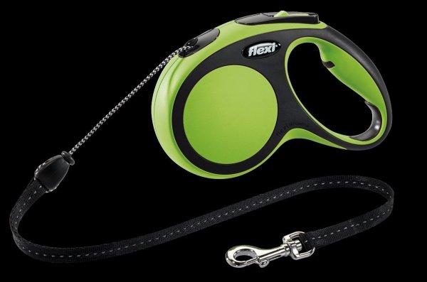 Flexi 2902 Comfort S Cord 8m 12kg zielona*