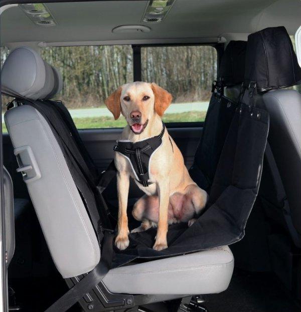 Trixie 1324 Mata do samochodu 1,4x1,6m czarna