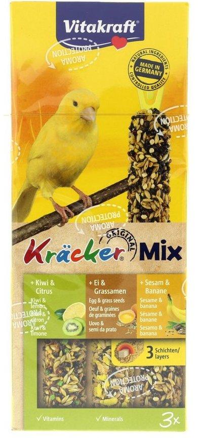 Vitakraft 2139 Kracker 3 Kanarek Kiwi Jajo Sezam
