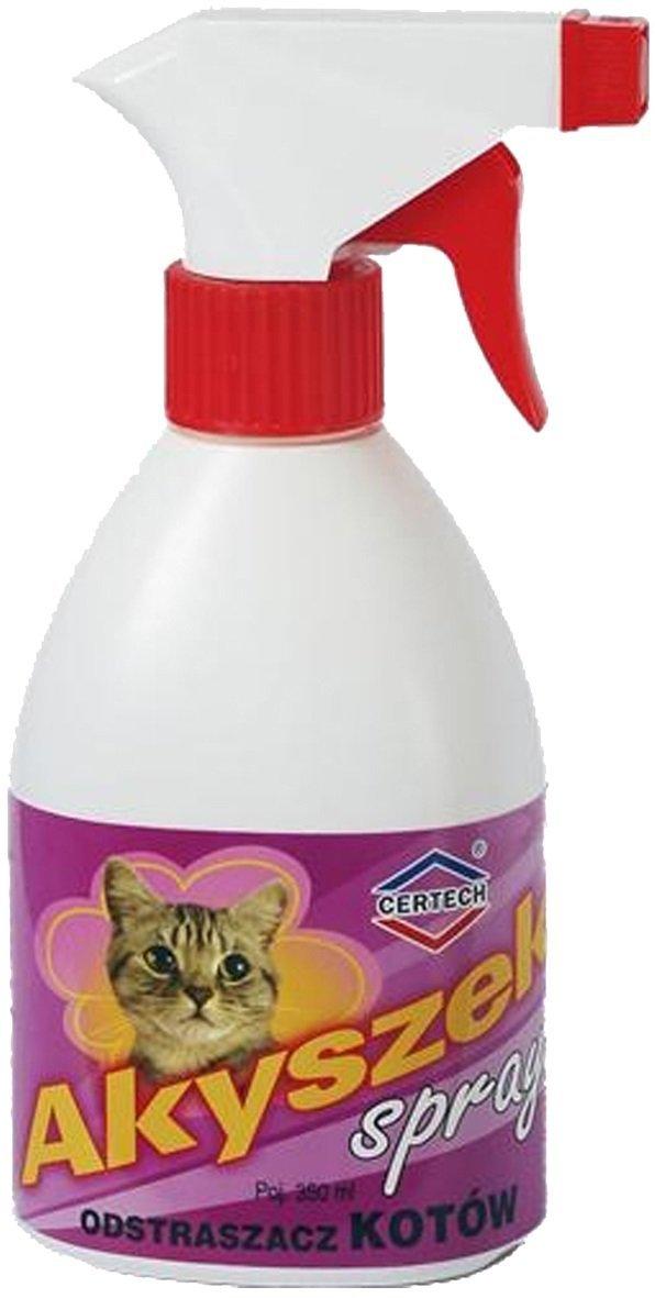 Benek 0913 Akyszek Odstraszacz dla kotów 400ml