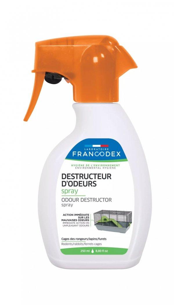 Francodex 174068 Spray maskujacy zapach gryzoń 250