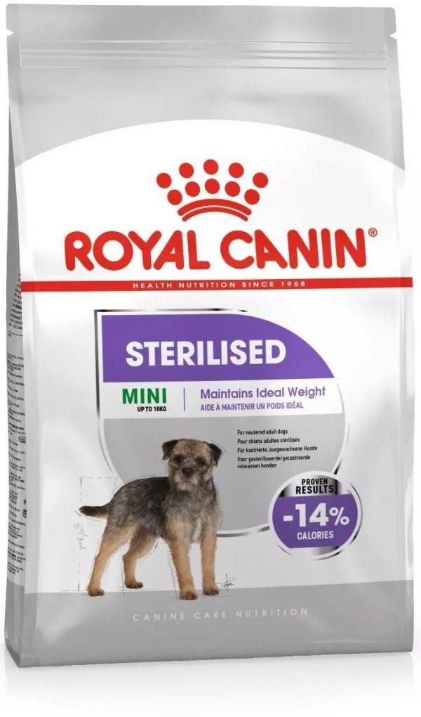 Royal 272260 CCN Mini Sterilised 3kg
